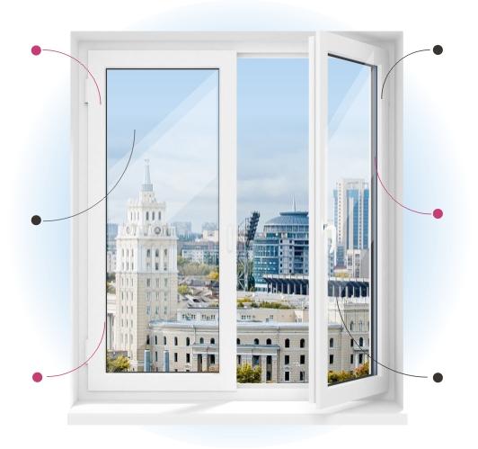 окно Rehau